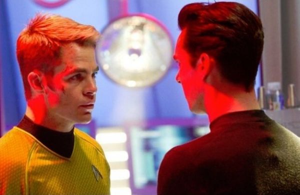 Photo Flash: Two New Images from STAR TREK INTO DARKNESS