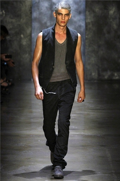 Photo Coverage: Alexandre Plokhov S/S 2013 Collection Preview