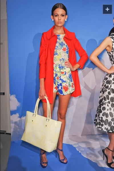 Photo Coverage: Alice + Olivia S/S 2013 Collection Preview