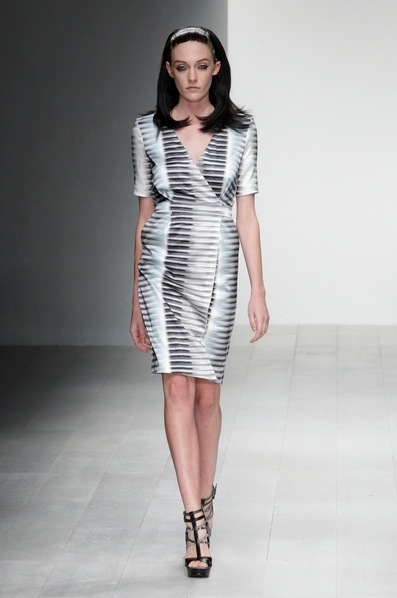 Photo Coverage: Aminaka Wilmont S/S 2013 Collection Preview