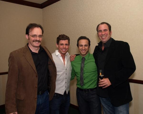 Christopher Guilmet, Ciaran McCarthy, Justin Michael Wilcox, and David Kirk Grant