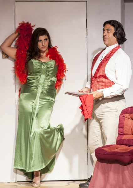 Photo Flash: First Look at ProArts Playhouse's LEND ME A TENOR