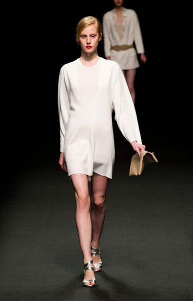 Photo Coverage: Allude S/S 2013 Collection Preview