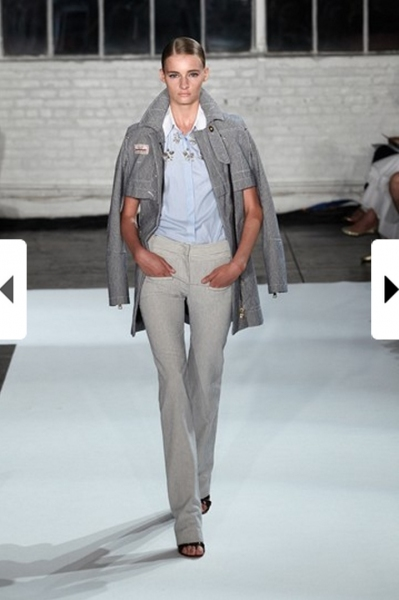 Photo Coverage: Altuzarra S/S 2013 Collection Preview