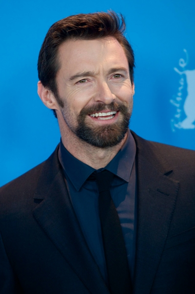 Mandatory Credit: Photo by Willi Schneider/Rex / Rex USA (1235199u)Hugh Jackman'Les Miserables' film premiere, 63rd Berlinale International Film Festival, Berlin, Germany - 09 Feb 2013 at Hathaway, Jackman & More Shine at LES MISERABLES Berlin Film Premiere