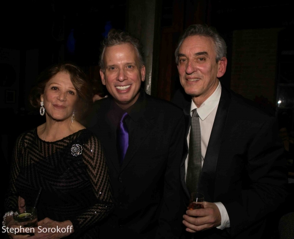 Photo Coverage: Linda Lavin & Billy Stritch Play Helsinki Hudson
