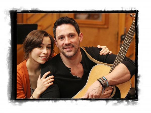 FREEZE FRAME: ONCE Wins Grammy for Best Musical Theater Album