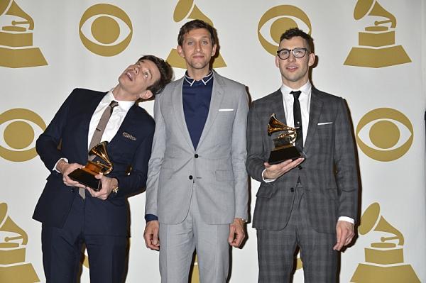 Photo Flash: Timberlake, Rihanna & More at 55th ANNUAL GRAMMY AWARDS