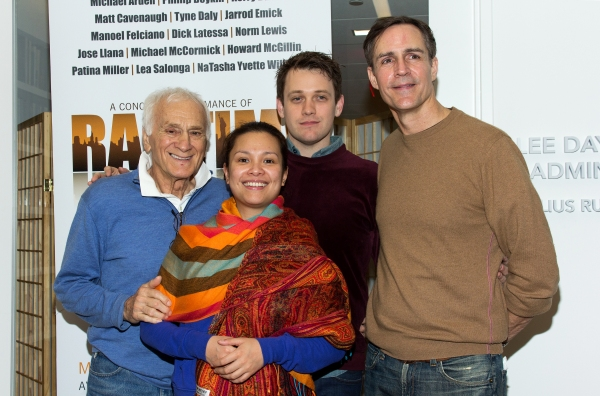 Dick Latessa, Lea Salonga, Michael Arden, Howard McGillin at Meet the Cast of the Star-Studded RAGTIME Concert- Norm Lewis, Lea Salonga, Patina Miller and More!