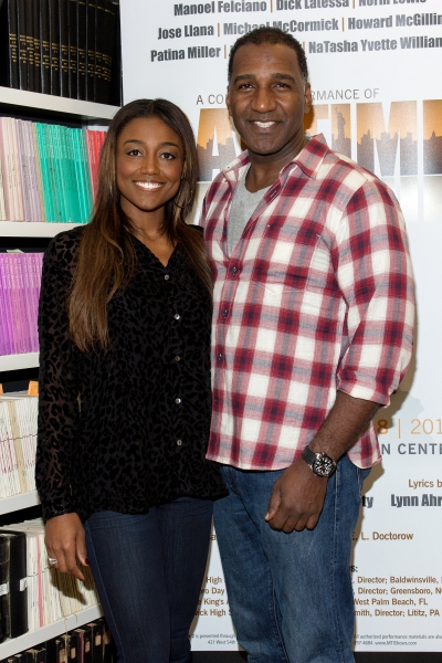 Patina Miller, Norm Lewis at Meet the Cast of the Star-Studded RAGTIME Concert- Norm Lewis, Lea Salonga, Patina Miller and More!