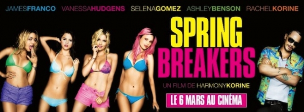 Photo Flash: Selena Gomez & More Featured in SPRING BREAKERS Character Posters