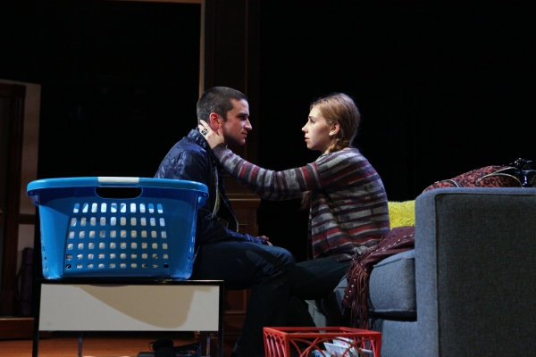 Photo Flash: First Look at Zosia Mamet & More in MCC's REALLY REALLY