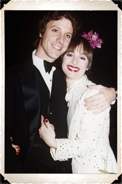 Patti and Robert LuPone in New York City in 1981. at Photo Blast from the Past: Robert & Patti LuPone