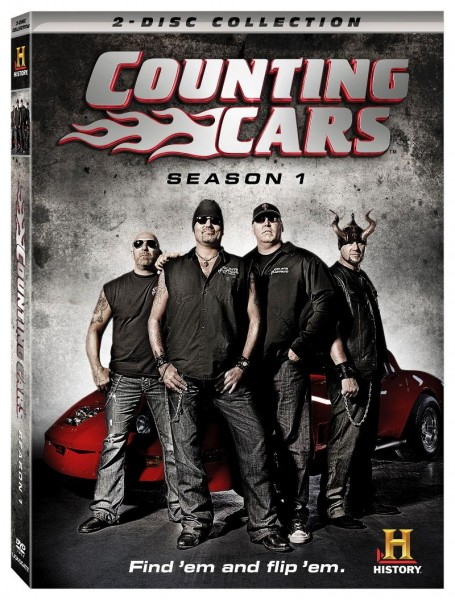 First Season of COUNTING CARS Set for 4/16 DVD Release