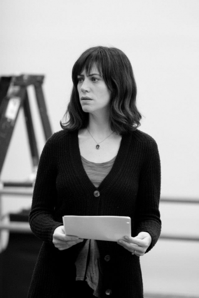 Photo Flash: In Rehearsal with Theatre for a New Audience's MUCH ADO ABOUT NOTHING