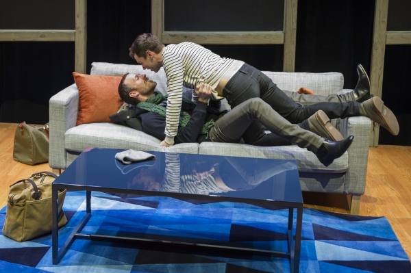 Photo Flash: First Look at Fault Line Theatre's FROM WHITE PLAINS Off-Broadway