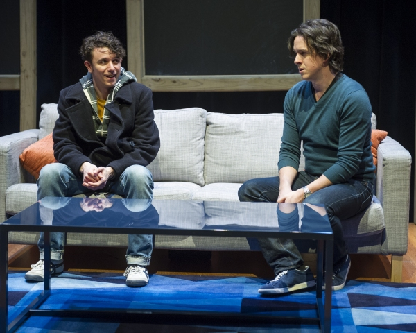 Photo Flash: Fault Line Theatre's FROM WHITE PLAINS Opens Off-Broadway