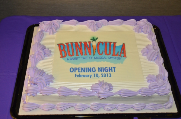 Photo Flash: BUNNICULA's Opening Celebration Off-Broadway