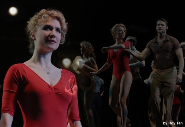 Scarlett Strallen as Cassie