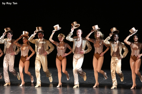 Photo Flash: First Look at A CHORUS LINE in the West End!