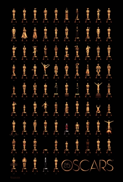 Photo Flash: The Academy Unveils New Special Edition OSCAR Poster