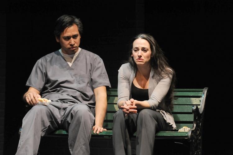 High Res Dale Li and Karen Slack