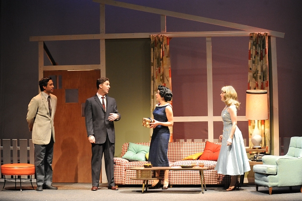 BWW Reviews: Curious Theatre's MAPLE AND VINE is a Time Warp Triumph!