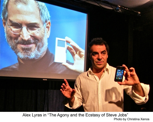 Photo Flash: Theatre Asylum Opens THE AGONY AND ECSTASY OF STEVE JOBS Tonight