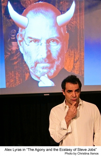 Photo Flash: First Look at Theatre Asylum's THE AGONY AND ECSTASY OF STEVE JOBS LA Premiere