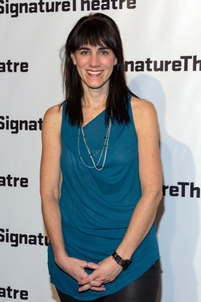 Leigh Silverman at Signature Theatre Gala Celebrates David Henry Hwang!