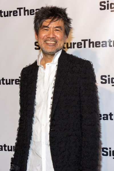 David Henry Hwang at Signature Theatre Gala Celebrates David Henry Hwang!