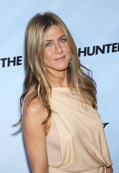 Jennifer Aniston at Jennifer Aniston Joins Peter Bogdanovich's Broadway-Themed Film