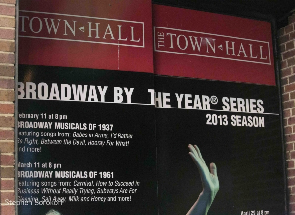 Photo Coverage: Tonya Pinkins, Brian d'Arcy James, and More in BROADWAY BY THE YEAR 1937
