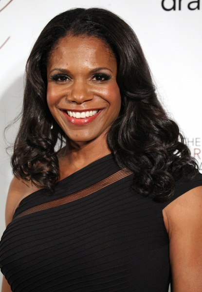 Audra McDonald  at Tyne Daly, Norm Lewis & More Honor Audra McDonald at Drama League Gala!