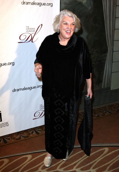 Tyne Daly at Tyne Daly, Norm Lewis & More Honor Audra McDonald at Drama League Gala!