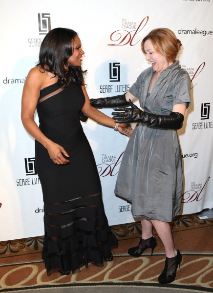 Photo Coverage: Tyne Daly, Norm Lewis & More Honor Audra McDonald at Drama League Gala!