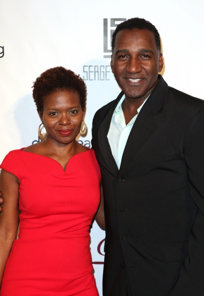 LaChanze & Norm Lewis at Tyne Daly, Norm Lewis & More Honor Audra McDonald at Drama League Gala!