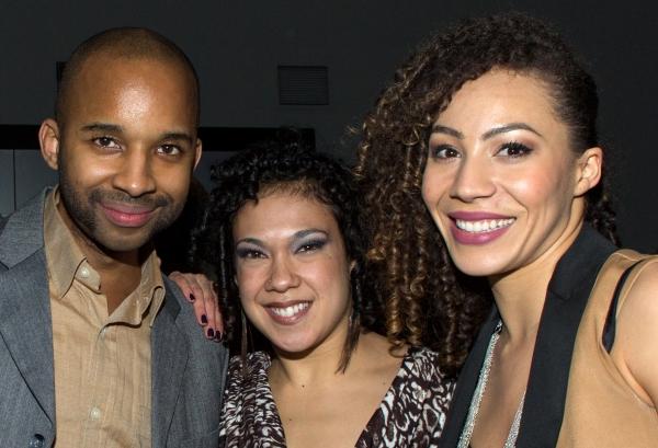 Antuan Raimone, Rosie Lani Fiedelman, Afra Hines
