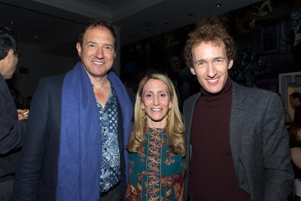 Kevin McCollum, Jill Furman, Jeffrey Seller