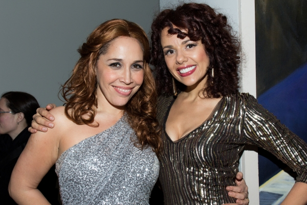 Photo Coverage: Inside the IN THE HEIGHTS Concert After Party with Lin-Manuel Miranda, Karen Olivo & More!
