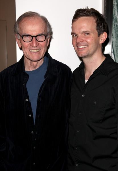 Robert Hogan & Dashiell Eaves Photo