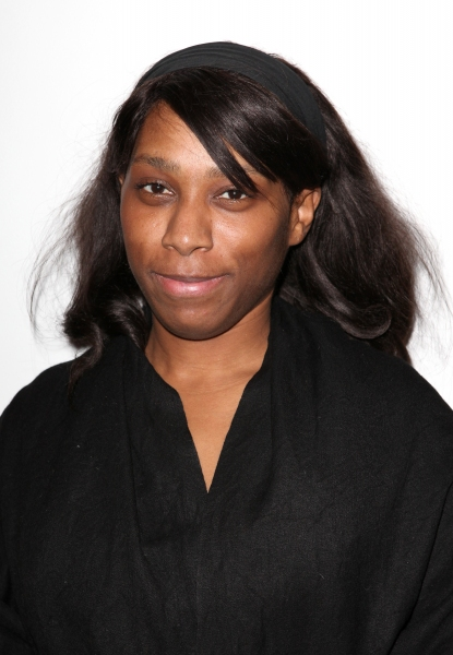 Playwright Kirsten Greenidge