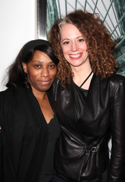 Playwright Kirsten Greenidge & Director Rebecca Taichman
