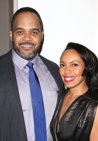 Victor Williams & Eisa Davis