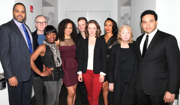 Photo Coverage: Inside Opening Night of LUCK OF THE IRISH