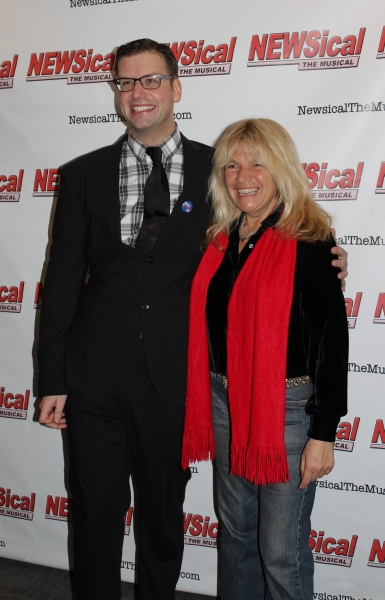 Producer Tom D'Angora and Robin Byrd