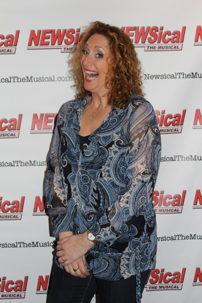 Judy Gold at Carson Kressley Joins Cast of NEWSICAL!