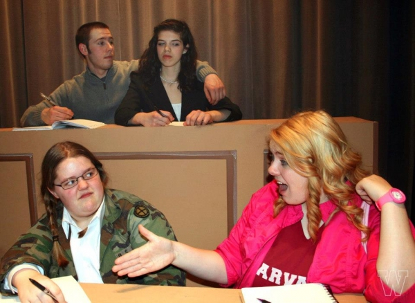 Photo Flash: West De Pere High Presents LEGALLY BLONDE; Opens 2/21
