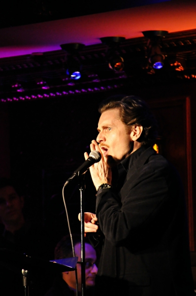 Photo Flash: Andrew Lippa Hosts NAMT Songwriter Spotlight at 54 Below With Julia Murney, Jason Danieley and More