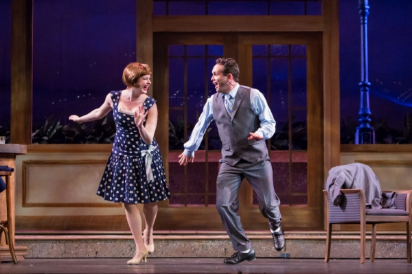 Photo Flash: First Look at Keith Pinto, Melissa WolfKlain and More in Diablo Theatre's SINGIN IN THE RAIN